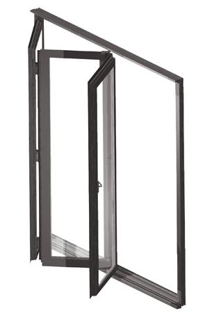 Porte En Accordéon Portes De Terrasse Aluminium Produits